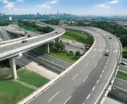 Split-Carriageway
