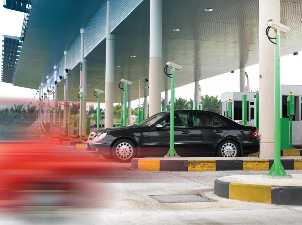 Car-passby-toll